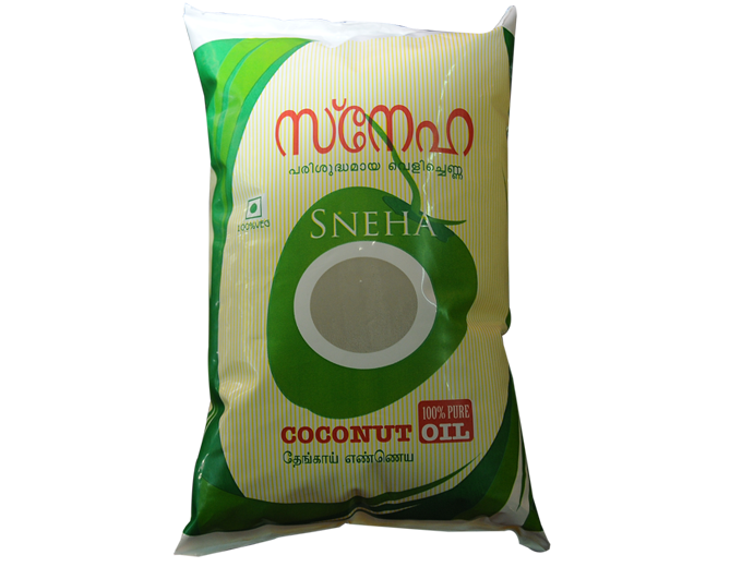 Sneha coconut oil(seasonal rate)