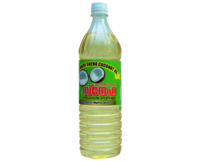 Sneha coconut oil (seasonal rate)