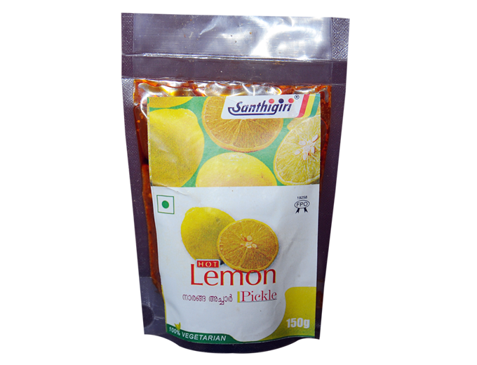 Lemon pickle (pouch)