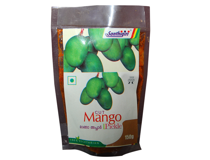 Mango pickle (POUCH)